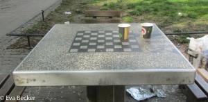 Bauer oder König? Schachmatt?