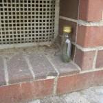 Kellerfensterflasche