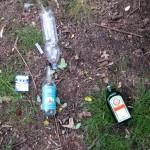 Parkflaschen