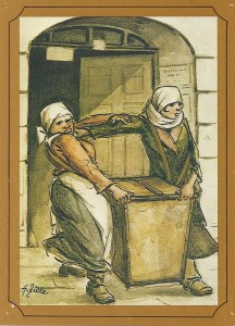 Zille-Müllträgerinnen